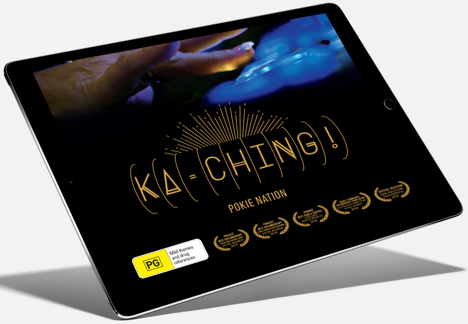 "Ka-Ching! Pokie Nation | "" DVD or watch online"